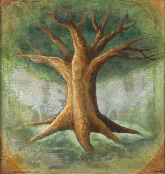 Tree of Life Tahoe Truckee fine art nature painting
